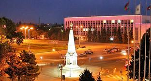 Здание городской думы в Краснодаре. Фото: Lite https://ru.wikipedia.org/