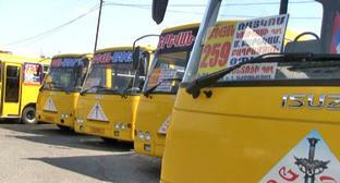 Маршрутные такси в Ереване. Фото http://rus.azatutyun.am/