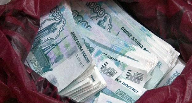 Купюры номиналом 1000 рублей. Фото: http://nac.gov.ru/files/5497.JPG
