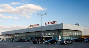 Аэропорт Волгограда. Фото: Олег Димитров https://ru.wikipedia.org