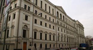 Здание Верховного суда России . Фото: http://www.vsrf.ru/galleria/images/7/4.jpg