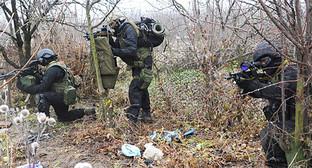 В Баксанском районе Кабардино-Балкарии нейтрализованы трое боевиков, в том числе главарь банды. Фото: http://nac.gov.ru/nakmessage/2014/12/19/v-baksanskom-raione-kabardino-balkarii-neitralizovany-troe-boevikov-v-tom-chis.html