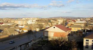 Буйнакск. Дагестан. Фото: Эльдар Расулов http://www.odnoselchane.ru/