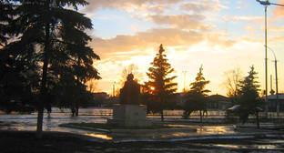 Сквер Алексея Толстого, Пугачёв, Саратовская область. Фото: http://www.pg4.ru/main.php?g2_itemId=239975