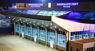 Здание аэропорта Минеральных Вод. Фото: http://mvairport.ru/admin/files/admin_photogallery/2/gallery_image_331.jpg