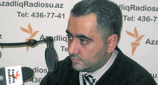 Эльшан Мустафаоглу. Фото: RFE/RL http://www.radioazadlyg.org/