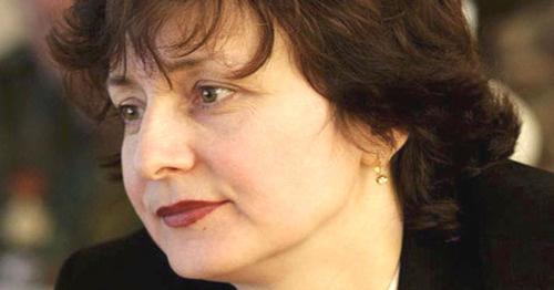 Ирина Дубовицкая. Фото с личной страницы Ирины Дубовицкой в сети facebook.com