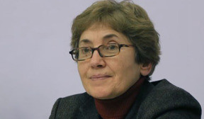 Наталья Зубаревич. Фото: Mikhail Sokolov (RFE/RL)