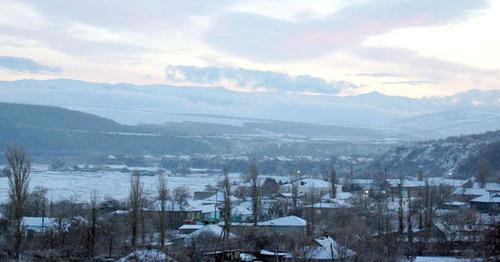Хасавюрт, Дагестан. Фото: Камиль Хункеров http://www.odnoselchane.ru/