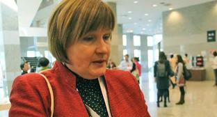 Валентина Череватенко. Фото: RFE/RL http://www.svoboda.org/