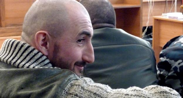Подсудимый Армен Ованнисян в зале суда. Ереван, 27 декабря 2014 г. Фото Армине Мартиросян для «Кавказского узла»