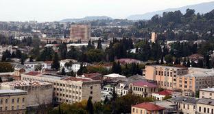 Сухум. Абхазия. Фото: P.Kinareevski https://ru.wikipedia.org/