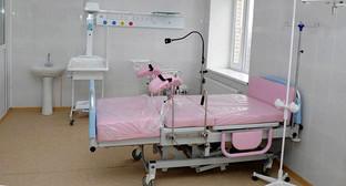 Оборудование в Перинатальном центре в Хасавьюрте. Фото: http://www.sdelanounas.ru/blogs/45569/?pid=500041
