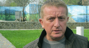 Сергей Горбань. Фото Алексея Скакунова http://www.donnews.ru/