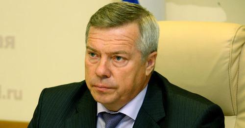 Василий Голубев. Фото: официальный портал Ростовской области http://www.donland.ru/