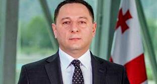 Вахтанг Гомелаури. Фото: http://police.ge/