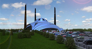 Мечеть в городе Аргун. Фото: http://www.do-argun.ru/assets/images/slideshow/02.jpg