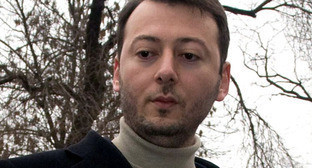 Магомед Хазбиев. Фото: Yuri Timofeyev (RFE/RL)
