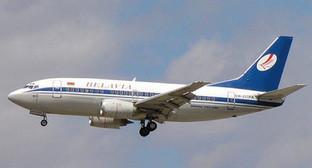 "Самолет авиакомпании ""Белавиа"". Фото: http://www.privetsochi.ru/blog/11958.html"