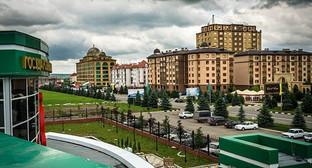 Столица Ингушетии - Магас. Фото: http://nashasreda.ru/goroda-rossii-magas/