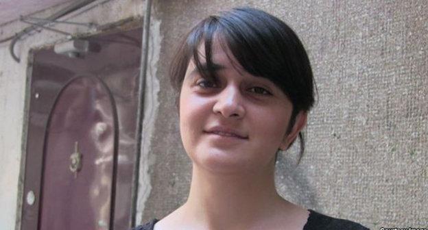 Гюнай Исмайлова. Фото: http://www.radioazadlyg.org/content/news/26819359.html