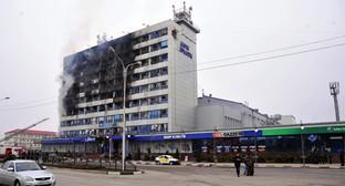 Дом Печати в Грозном после проведения КТО. Фото: http://nac.gov.ru/content/4810.html