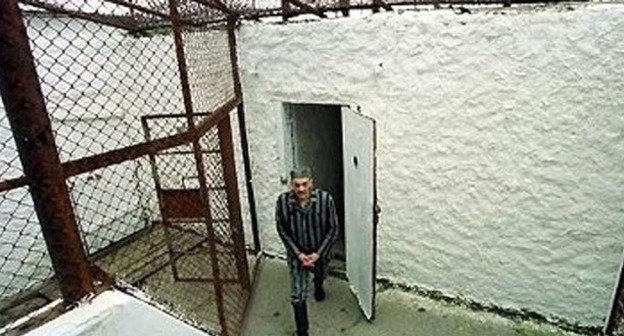 Исправительная колония. Фото http://novosti.az/obsh/20110614/296092050.html