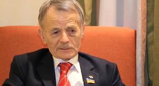 Мустафа Джемилев. Фото: RFE/RL http://www.svoboda.org/