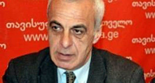 Александр Шаламберидзе. Фото: http://www.freegeorgia.ge/?lang=3&menuid=30&id=1426&address=
