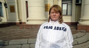 Надежда Киреева, мать семерых детей. Фото: http://bloknot-volgograd.ru/upload/medialibrary/2da/dsc00538.jpg