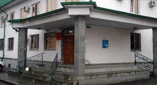 Здание городского суда г. Нальчика. Фото: http://nalchiksky.kbr.sudrf.ru/