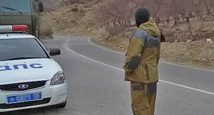 Полицейская машина. Фото http://nac.gov.ru/