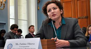Фатима Тлисова. Фото: http://www.bbg.gov/wp-content/media/2012/11/tlisova.jpg