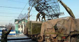 Подразделения войск ПВО. Фото: министерство обороны Российской Федерации http://mil.ru/