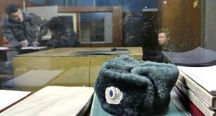 Полицейский участок. Фото: Владимир Аносов / Югополис