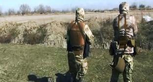 Сотрудники силовых структур. Фото http://nac.gov.ru/