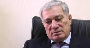 Хож-Магомед Вахаев. Фото пользователя INFORM-24 http://www.youtube.com/watch?v=teOLAAcUKCM