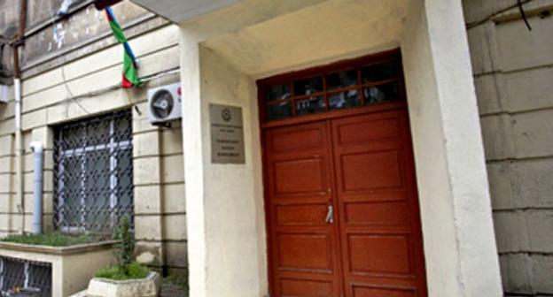 Наримановский районный суд Баку. Фото: http://courts.gov.az/
