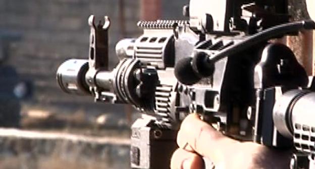 Прицел автоматического ружья. Фото: http://nac.gov.ru/files/4969.jpg