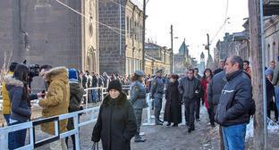"""Гюмри. Армения. Фото Нарека Тумасяна для """"Кавказского узла"""""""