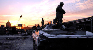 Иракские солдаты на боевом посту. Ирак. Фото: Tech. Sgt. William Greer https://ru.wikipedia.org/