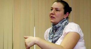 Ирина Келехсаева. Фото http://www.ekhokavkaza.com/content/article/26810174.html