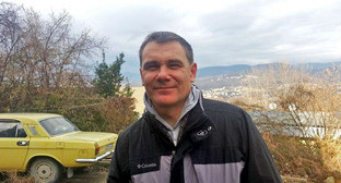 Евгений Витишко. Фото: Anastasia Kirilenko (RFE/RL)