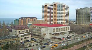 Махачкала. Дагестан. Фото: официальный портал администрации Махачкалы http://www.mkala.ru/