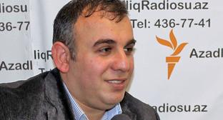 Халид Багиров. Фото: RFE/RL