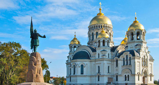 Новочеркасск. Фото Антона Денисенко https://ru.wikipedia.org