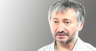 Ахмет Ярлыкапов. Кадр из видео пользователя ПостНаука http://postnauka.ru/video/15050