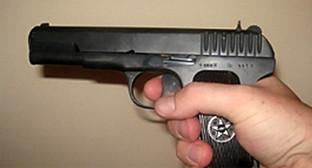 Пистолет. Фото: http://ingushetia.sledcom.ru/news/item/914961/