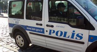 Автомобиль полиции Турции. Фото: http://www.panarmenian.net/rus/news/130286/