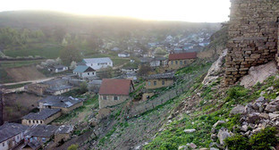 Село Мургук Сергокалинского района Дагестана Фото: http://odnoselchane.ru/?page=photos_of_category&sect=980&com=photogallery